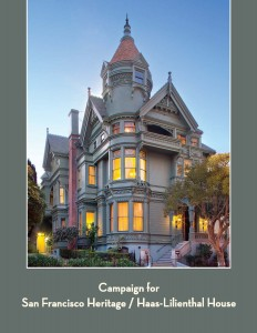 Campaign for SF Heritage / Haas-Lilienthal House