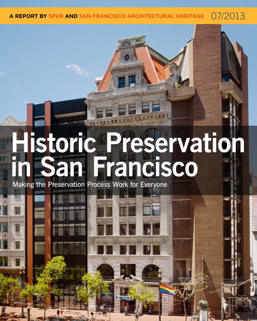 SPUR_Historic_Preservation_in_SF (cover) Historic Preservation ...